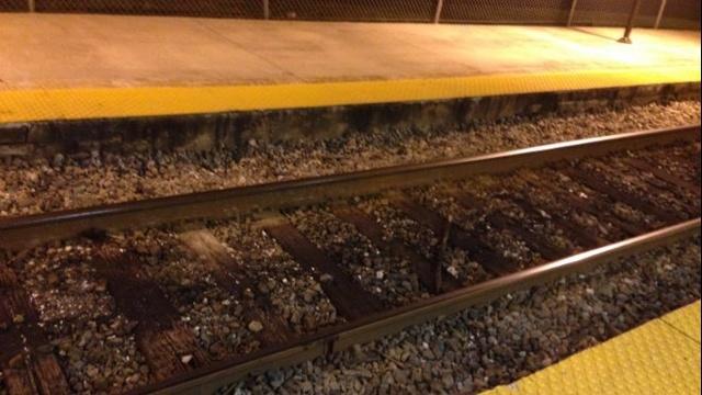 Tri-Rail scene