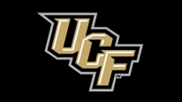 Gabriel throws for 3 TDs, No. 22 UCF trounces UConn 56-21
