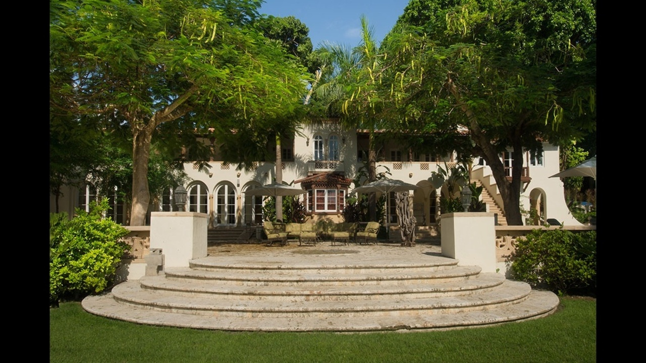 PHOTOS: Inside S. Fla. $65 million mansion
