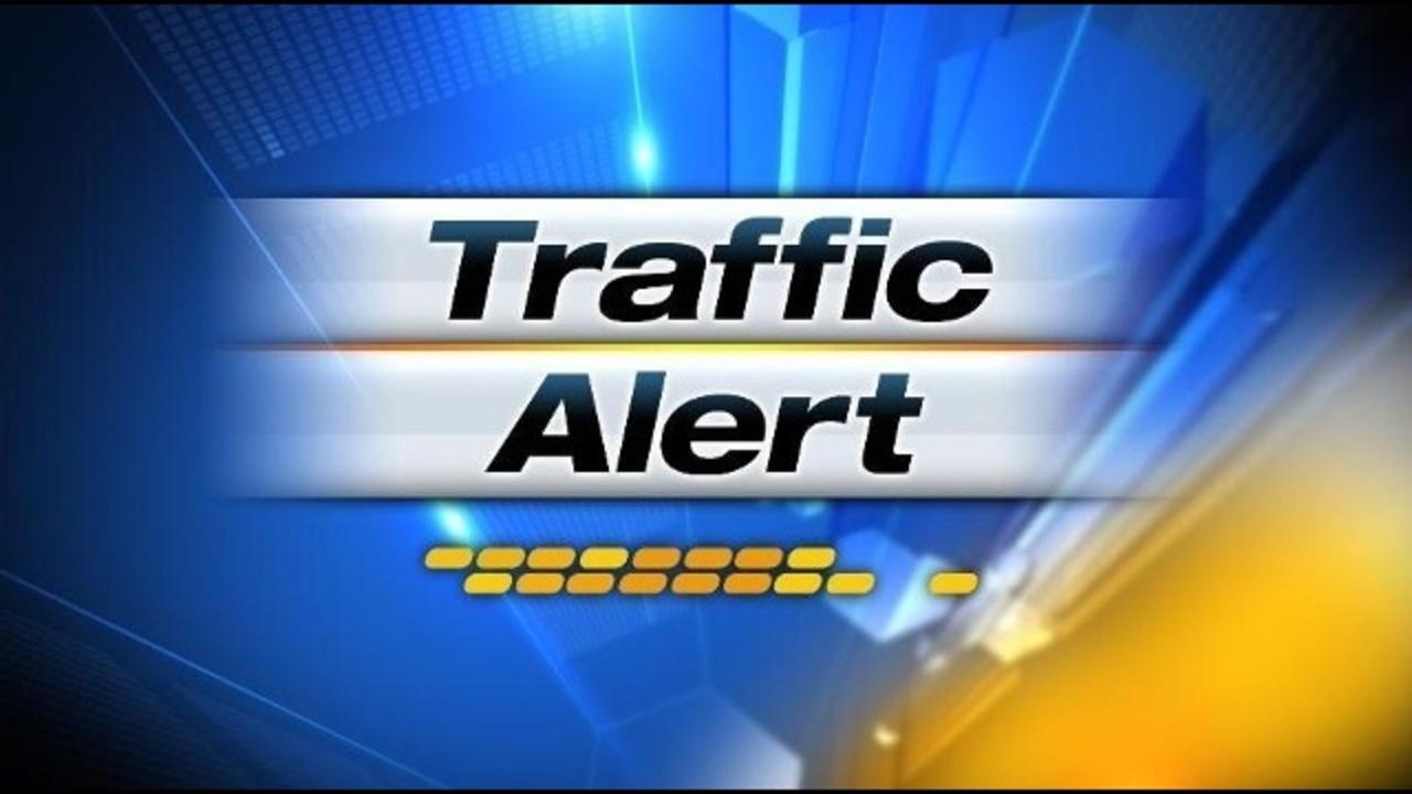Traffic Alert: Major crash causes backup on I-75