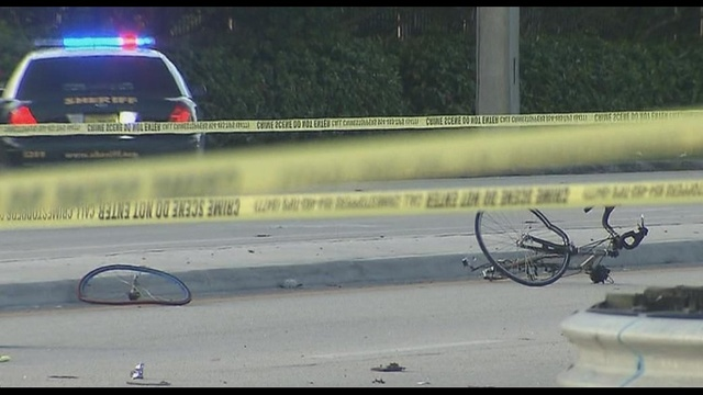 Bicycle hit-and-run