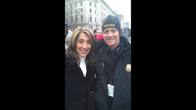 Glenna with Miami Beach Police Deputy Chief Mark Overton_18212936