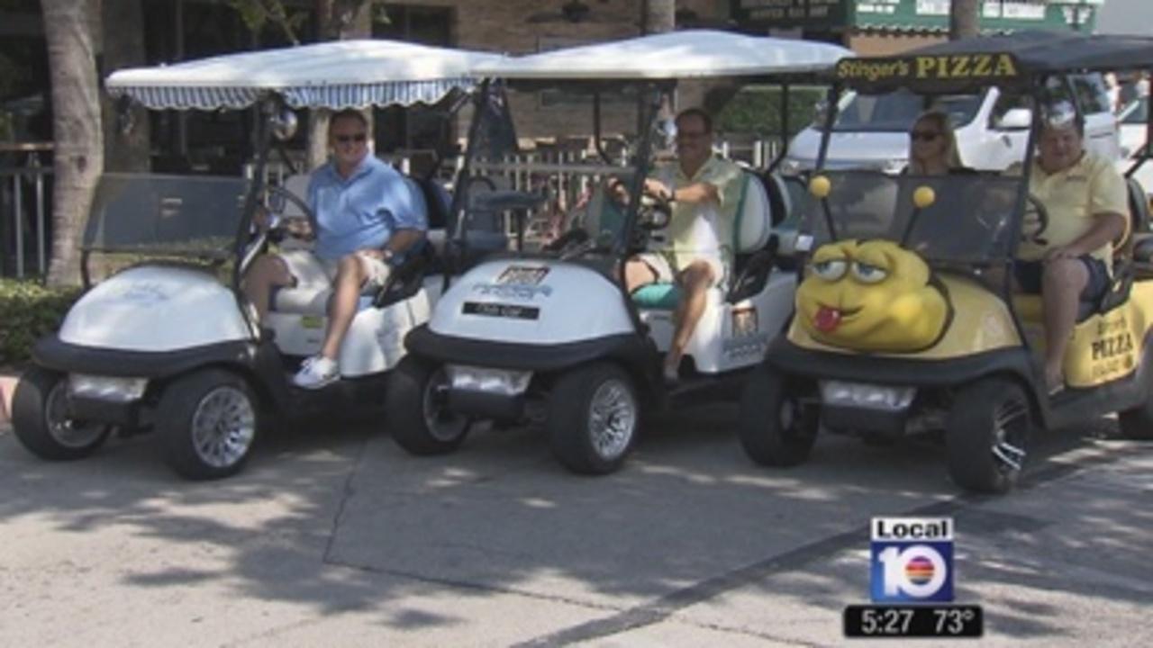 Golf Cart Rentals Miami Beach