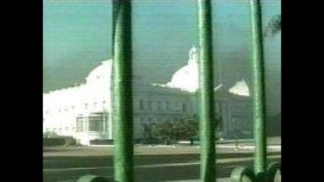 Haiti's National Palace
