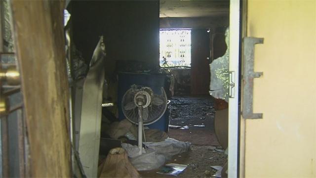 Miami house fire Wednesday