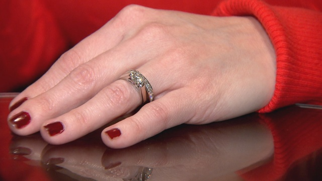 Hero Husband Finds Lost Ring