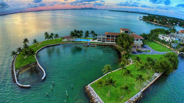 Key Biscayne estate sells for $47 million