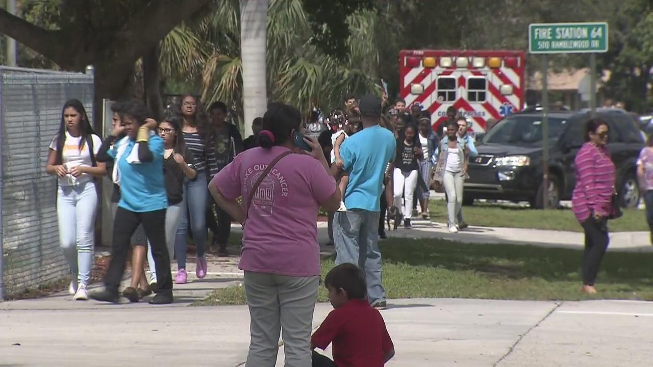 Bomb Threat Prompts Evacuation Of Ramblewood Middle School