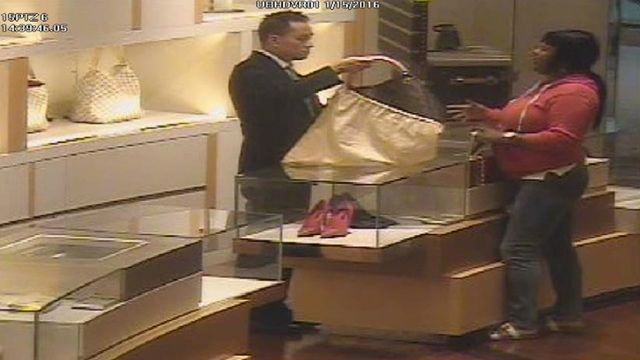 Woman steals wallet from doctor, buys $2,100 purse at Aventura Mall