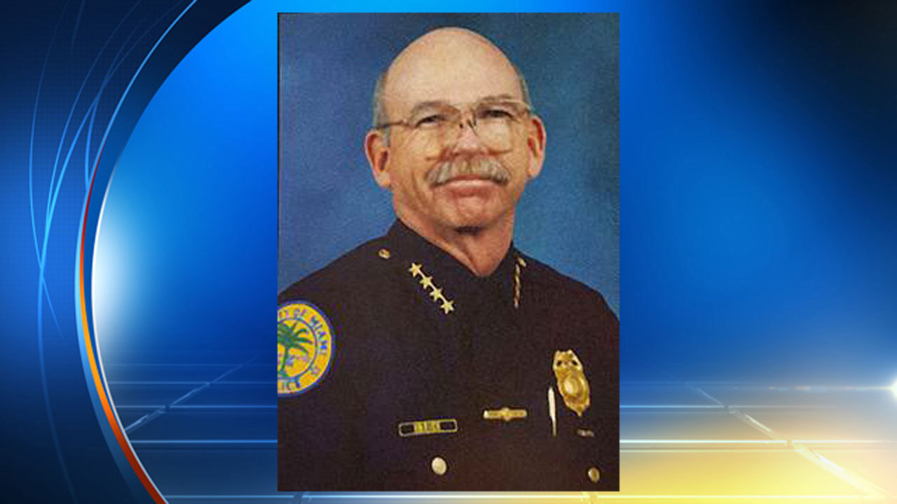 Hialeah Miami Lakes >> Former Miami Police Chief O'Brien dies of cancer