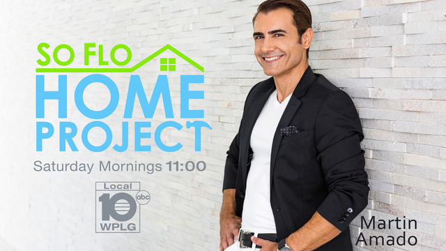 SoFlo Home Project with Martin Amado, Saturday Mornings at 11