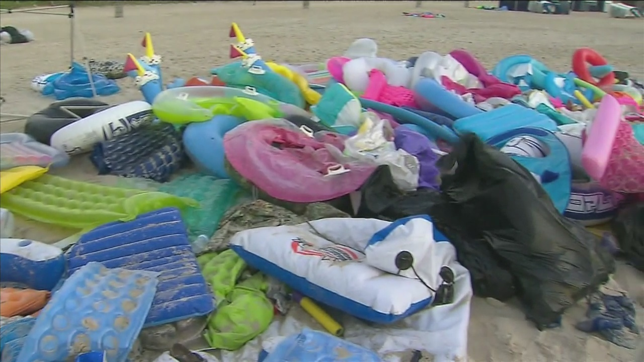 Miami Beach mayor, commissioner push to end Floatopia after