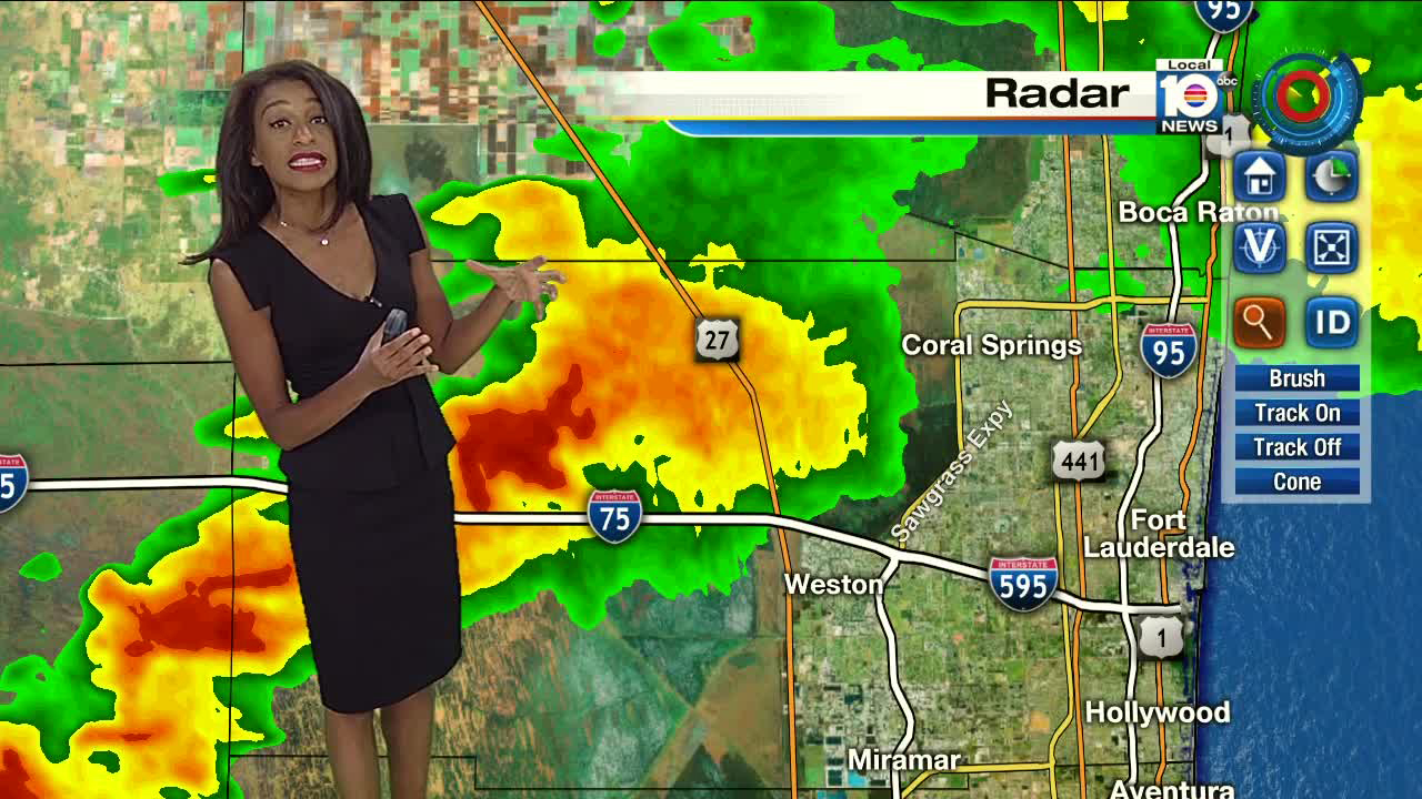 Tornado Warning Issued For Broward County Until 6 30 Pm