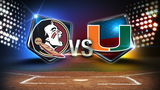 No rubber match: Hurricanes and Seminoles rained out