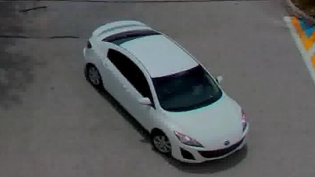 Car Used In Home Depot Vehicle Burglary