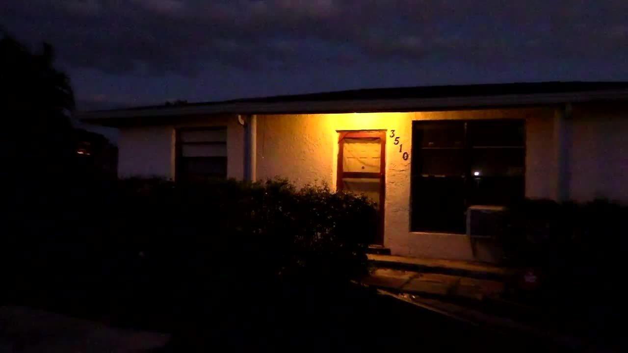 Police Say Porch Lights Can Help Ward Off Burglars