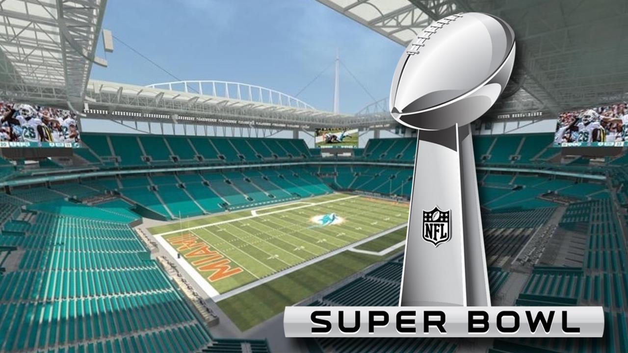 South Florida awarded Super Bowl LIV