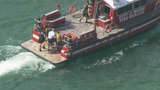 Woman rescued off coast of Key Biscayne after watercraft injury