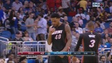 Haslem, Heat discussing return