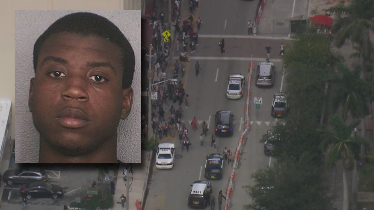 Murder Suspect Escapes From Broward County Courthouse
