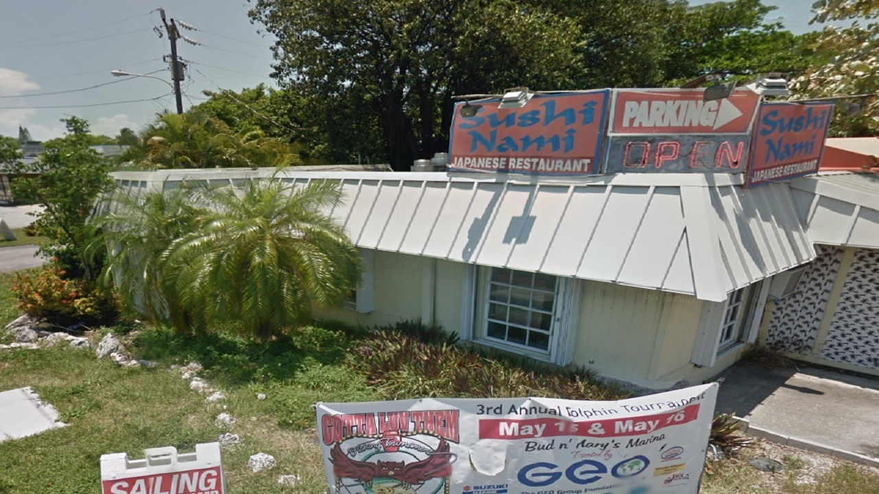 Restaurant busted for passing off cheaper fish for white tuna for Key largo fish market