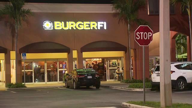 'Do you shoot black people?' Aventura BurgerFi employee asks police officer