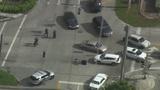 1 in custody after hit-and-run crash in Aventura