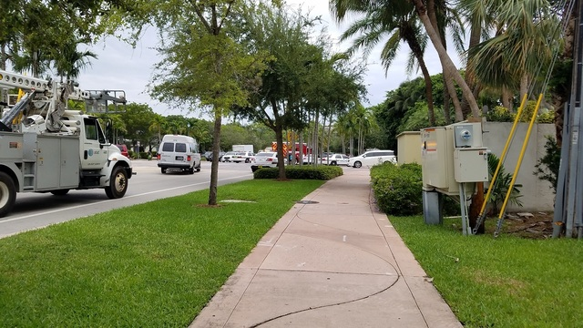 2 children hit by car at intersection in Key Biscayne