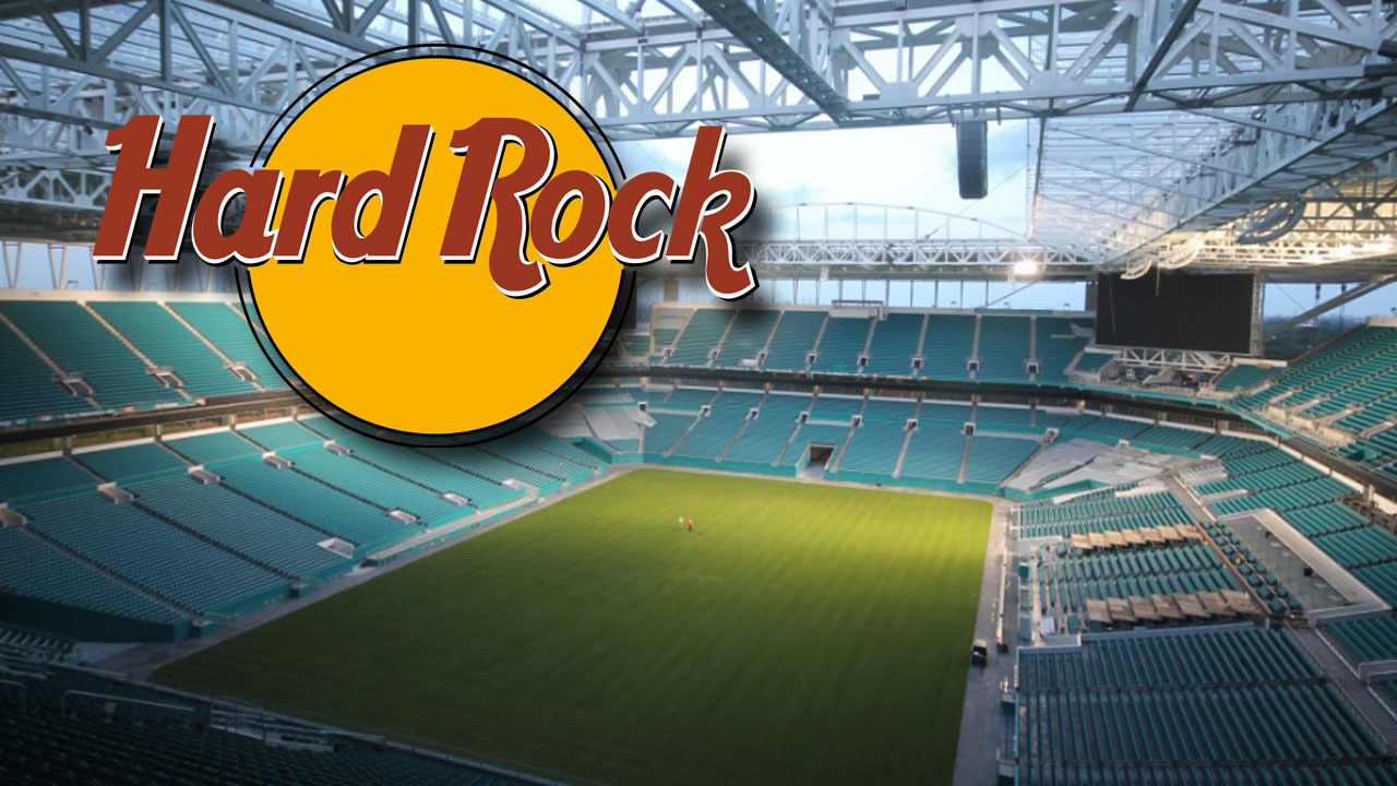Dolphins Hurricanes To Play At Hard Rock Stadium