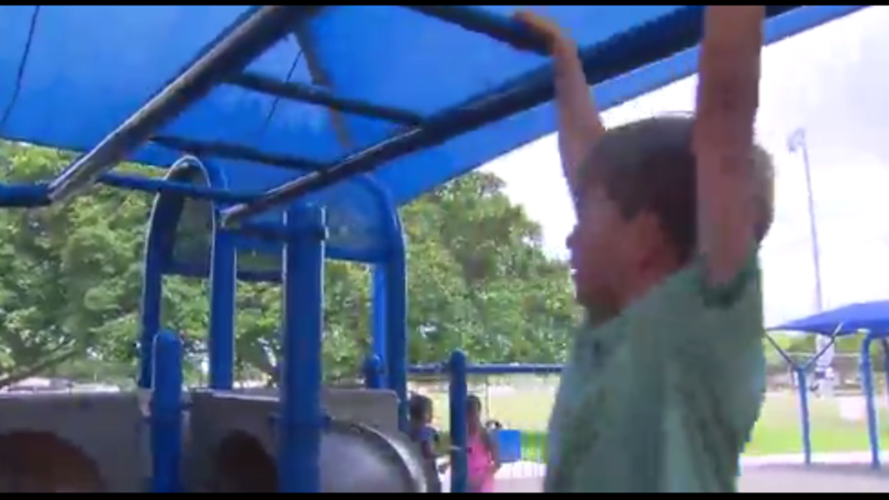 School Playground Injuries On The Rise