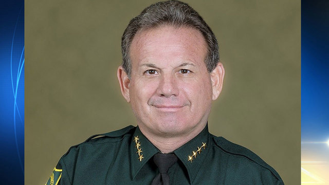 Broward Sheriff Scott Israel to run for re-election in November