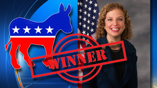 Wasserman Schultz beats Canova for Democratic congressional nomination