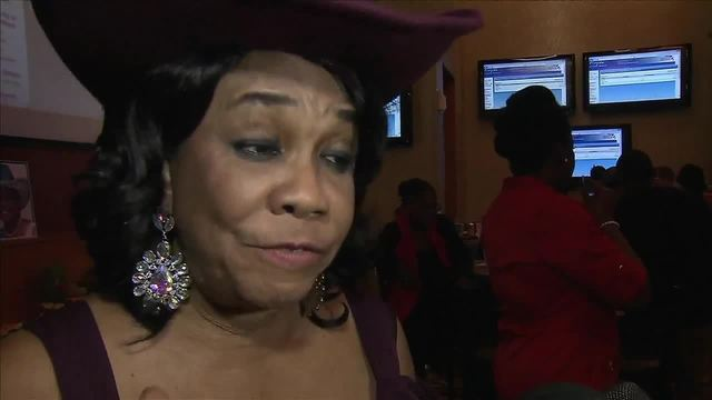 Frederica Wilson beats Randal Hill for District 24 position