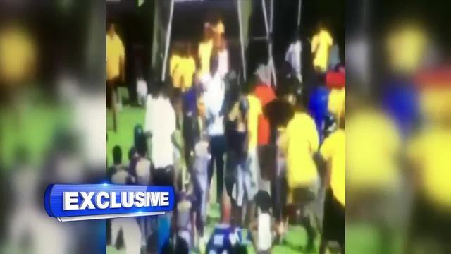 Fists fly after youth football game in Miramar
