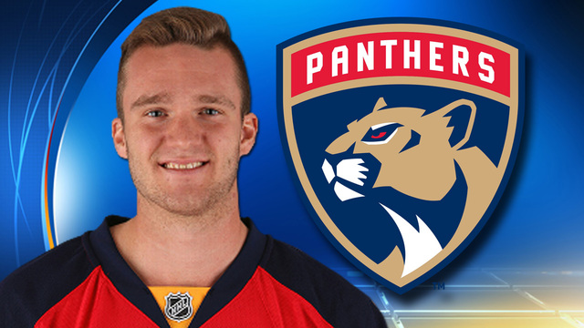 Huberdeau leads Panthers over Penguins