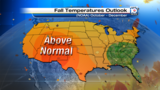 Can fall knock down heat or will summer temperatures linger?
