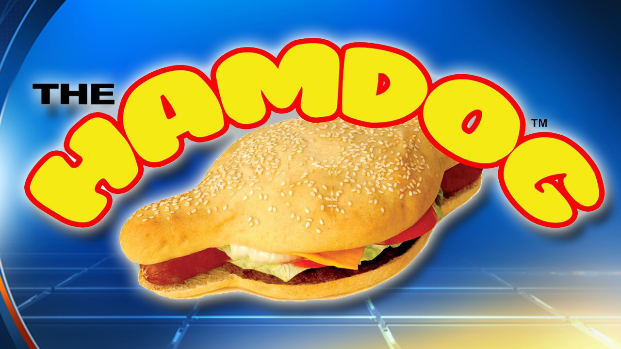Hamdog Solves Hamburger Vs Hot Dog Debate