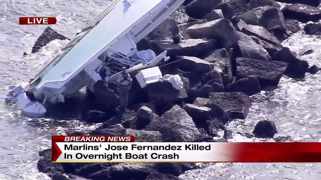 Gas Prices In Florida >> FWC continues investigation of boating crash killing Jose...