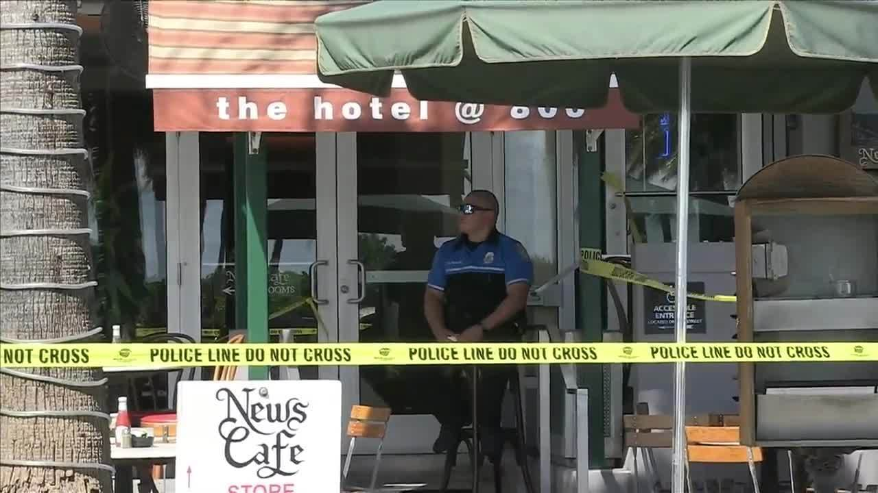 New York tourist killed in Miami Beach shooting