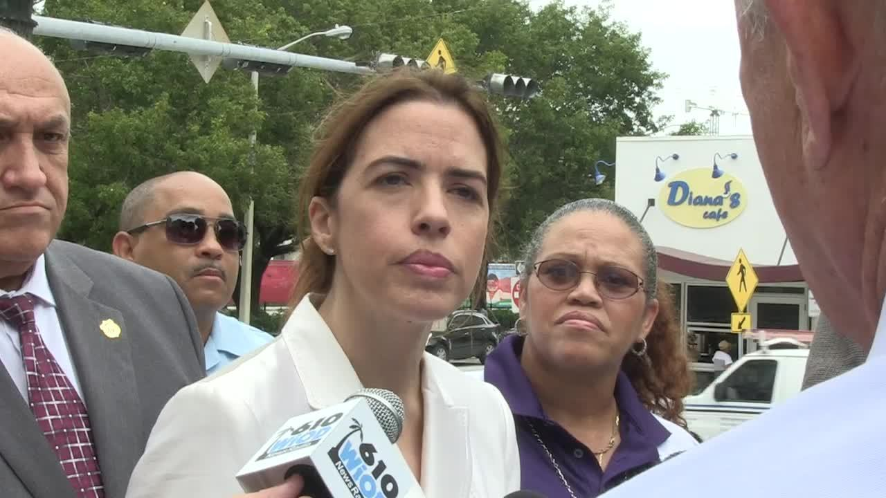 North Miami Beach Mayoral Race