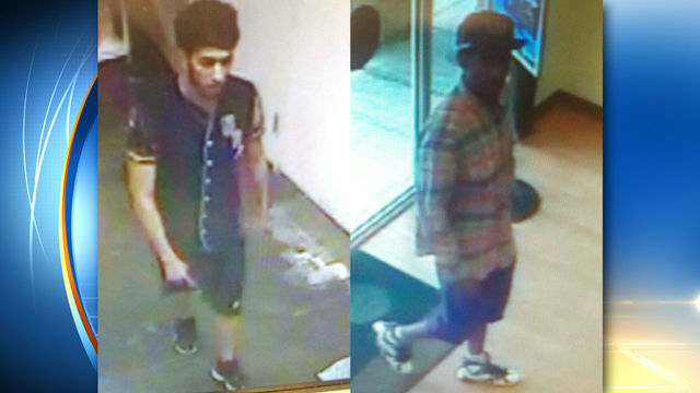 Duo sought in armed robbery of AT&T store, Miramar police say