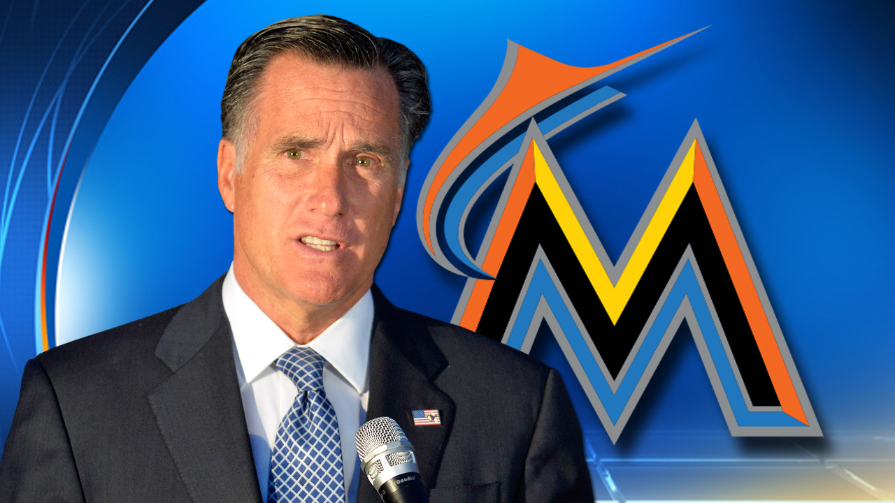 report romney led group attempted to buy marlins