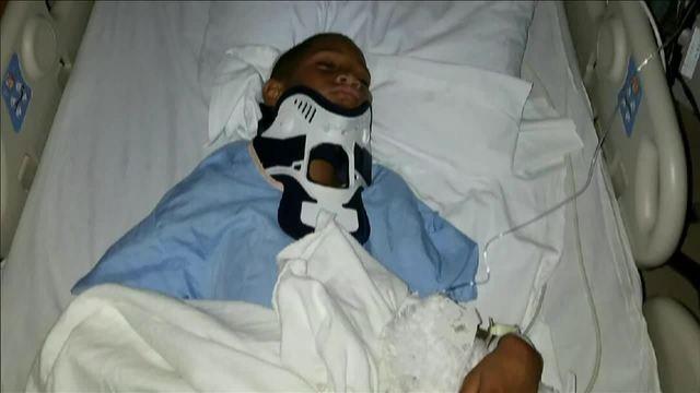 Boy, 7, struck by minivan in Miramar hit-and-run crash