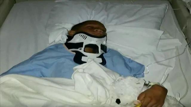 Miramar man turns himself in after striking 7-year-old boy with minivan