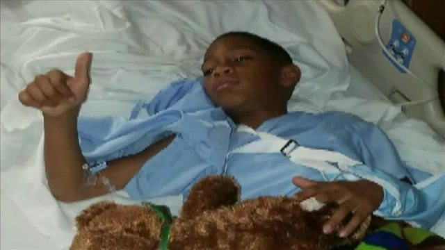 7-year-old boy struck by minivan in Miramar remains hospitalized