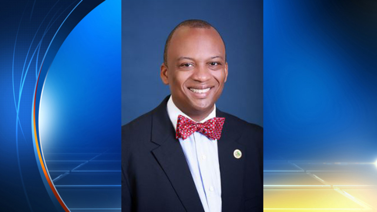 Miami gardens incumbent oliver gilbert iii re elected to St patrick s church palm beach gardens