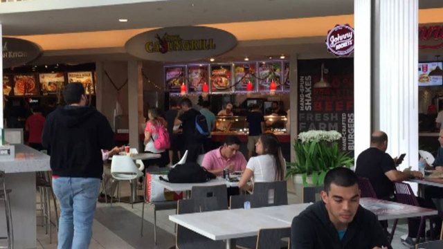 dadeland mall food court