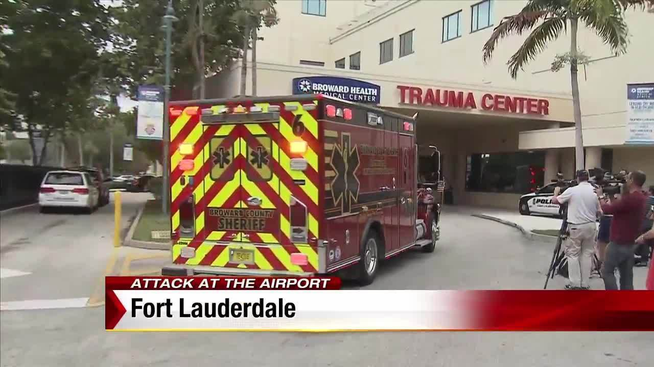 doctors tell of  u0026 39 controlled chaos u0026 39  after fort lauderdale