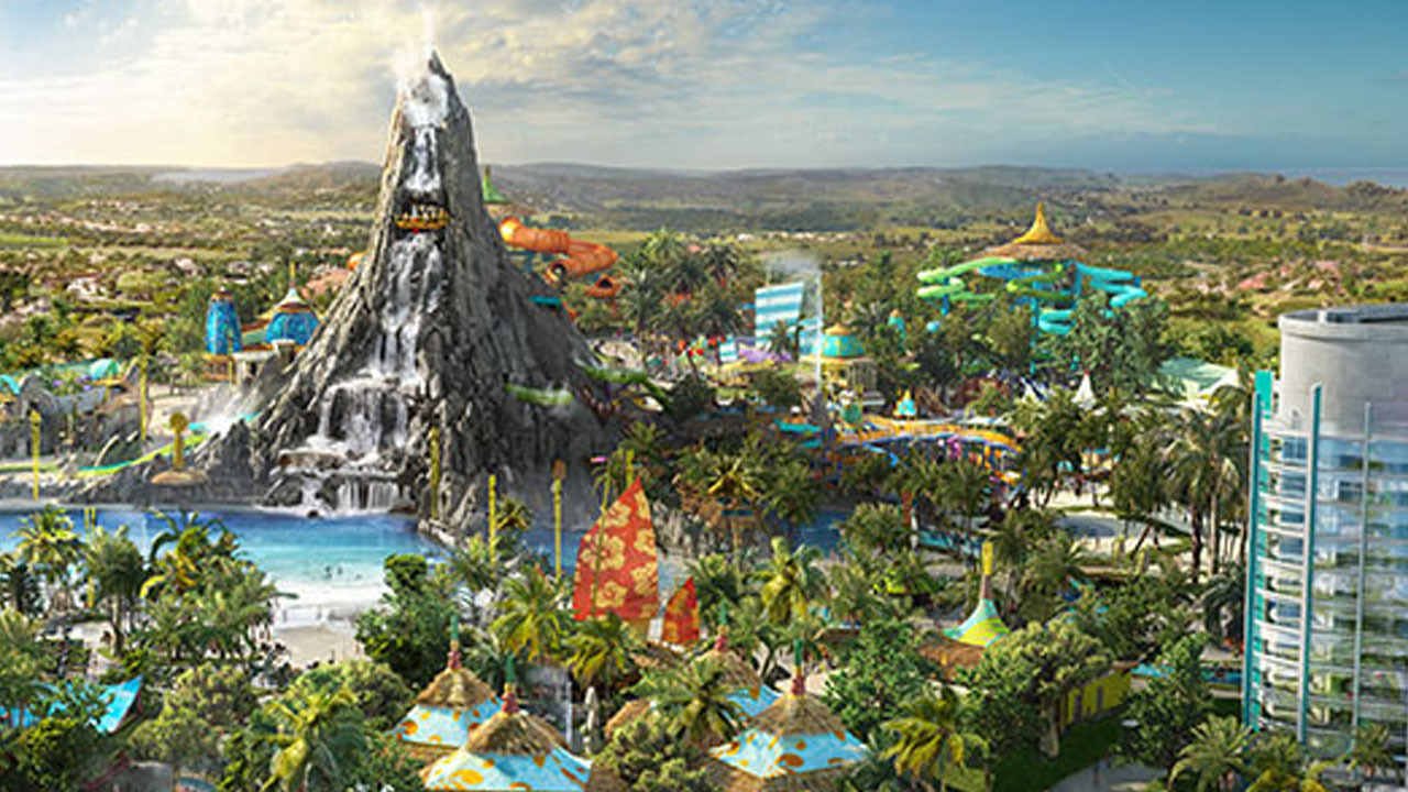 Universal sets Volcano Bay water park grand opening for May
