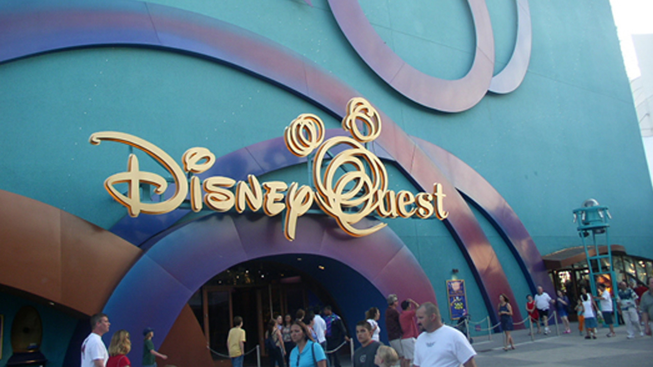 Walt Disney World S Disneyquest To Close In July
